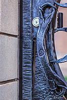 Ручка кованая для двери, фото 1