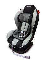 Новое Автокресло Welldon Smart Sport (черный/серый)
