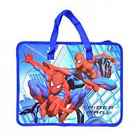 """Папка-портфель детская с ручками """"Spider-Man"""""""