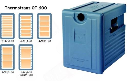 Термоконтейнер OZTI ОТ 600