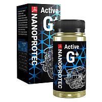 Присадка в моторное масло Nanoprotec Active G+ Бензин