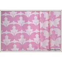 Слинг-шарф YAROSLINGS Yaro Butterflies Pink (4,2 м)