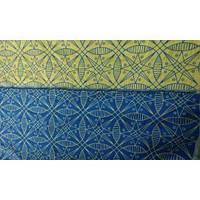 Слинг-шарф YAROSLINGS Yaro Pysanka Contra Yellow Blue Tencel (4,6 м), фото 1