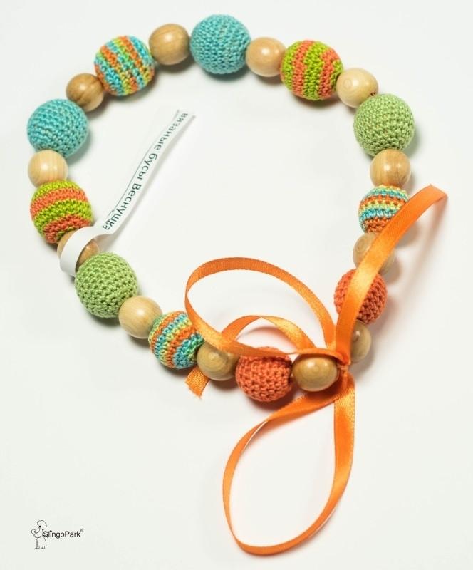 Слингобусы вязаные JANNA-D-ART Веснушка