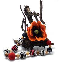 Слингобусы вязаные Вышиванка JANNA-D-ART