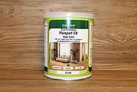 Паркетное масло с высоким сухим остатком, Premium Eco High Solid Parquet Oil, 1 litre, Borma Wachs