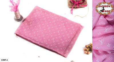 Стильный шерстяной шарф Louis Vuitton (реплика), фото 3