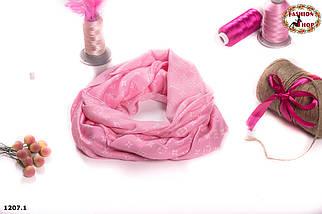 Стильный шерстяной шарф Louis Vuitton (реплика), фото 2