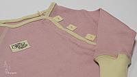 Спальный мешок удлинняющийся из шерсти мериноса MAM (размер 62-80/86, розовый), фото 1