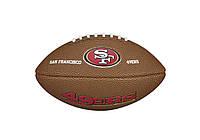 Мяч для Американского Футбола Wilson Nfl San Fransisco (WTF1533XBSF)