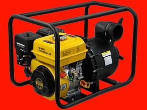 Мотопомпа для химических веществ RATO RT80HB26-3.8Q