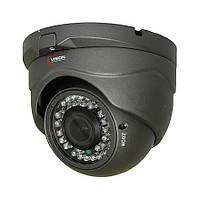 Купольная камера видеонаблюдения Light Vision VLC-4192DM (Graphite)