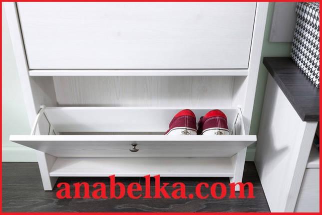 Тумба ПОРТО для обуви SFB 3B (БРВ-Украина), фото 2
