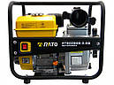 Мотопомпа для чистой воды RATO RT80ZB28-3.6Q, фото 2