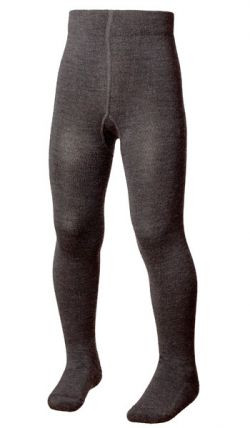 Термоколготки детские Soft Merino Wool NORVEG (темно-серые, размер 74/80)