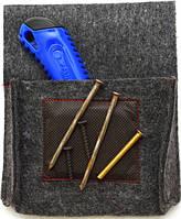 Магнитная сумка для металлических деталей