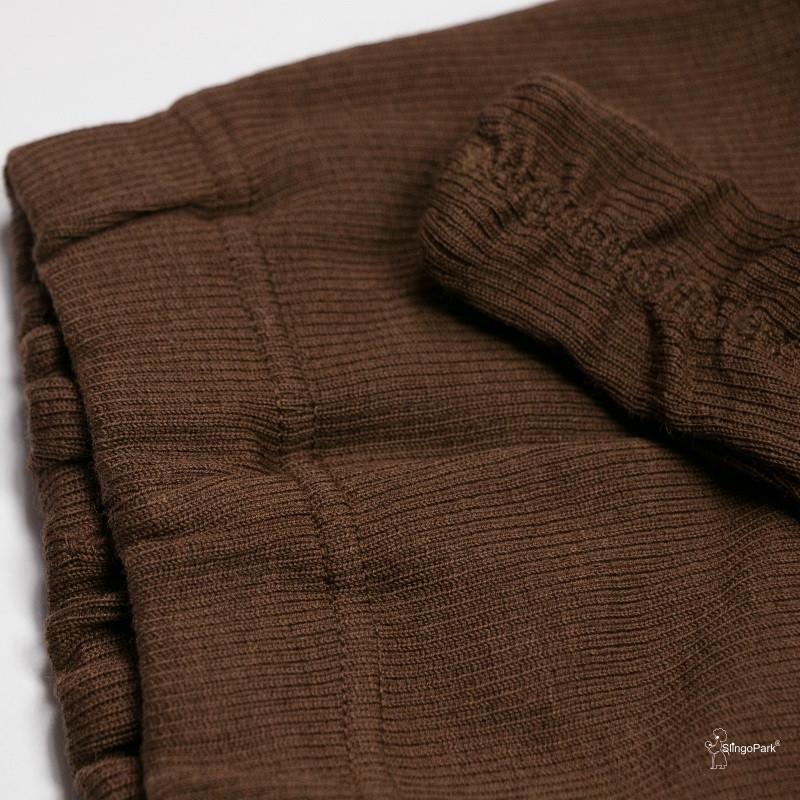 Термоколготки из шерсти мериноса MAM ManyMonths (размер 62-68/74, коричневый)