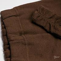 Термоколготки из шерсти мериноса MAM ManyMonths (размер 62-68/74, коричневый), фото 1