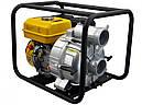 Мотопомпа для полугрязной воды RATO RT80WB26-3.8Q, фото 3