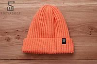 Шапка Feel&Fly, ярко оранжевая