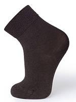 Термоноски детские Merino Wool NORVEG (коричневые, размер 19/22)