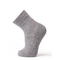 Термоноски детские Soft Merino Wool NORVEG (серые, размер 19/22), фото 1