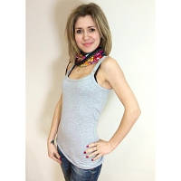 Майка для кормления ГРУДНИЧОК «Амсония» (размер 50)