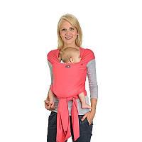 Трикотажный слинг-шарф HOPPEDIZ Berry Bio
