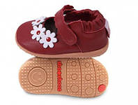 Туфли из натуральной кожи SHOOSHOOS SMY5 Red / F red / flower (размер 8)