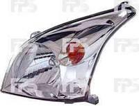Фара передняя для Toyota Land Cruiser Prado 120 '03-09 правая (DEPO) под электрокорректор