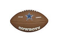 Мяч для Американского Футбола Wilson Dallas Cowboys (WTF1533XBDL)