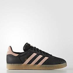 Кроссовки женские Adidas Gazelle / ADW-1375 (Реплика)