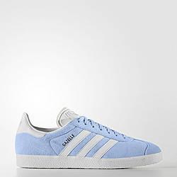 Кроссовки женские Adidas Gazelle / ADW-1377 (Реплика)
