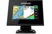 Эхолот-картплоттер Simrad GO5 XSE, в комплекте датчик TOTALSCAN