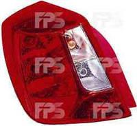 Фонарь задний для Chevrolet Lacetti седан '03- левый (DEPO)