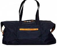 Синяя дорожная удобная сумка из высокопрочного нейлона 50 л. VATTO B55N4