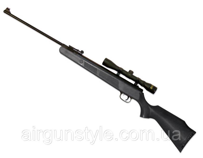 Гвинтівка пневматична Beeman Wolverine ВП 4х32