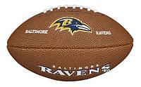 Мяч для Американского Футбола Wilson Baltimore Ravens (WTF1533XBBA)