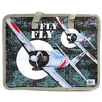 """Папка-портфель детская с ручками """"Fly"""""""