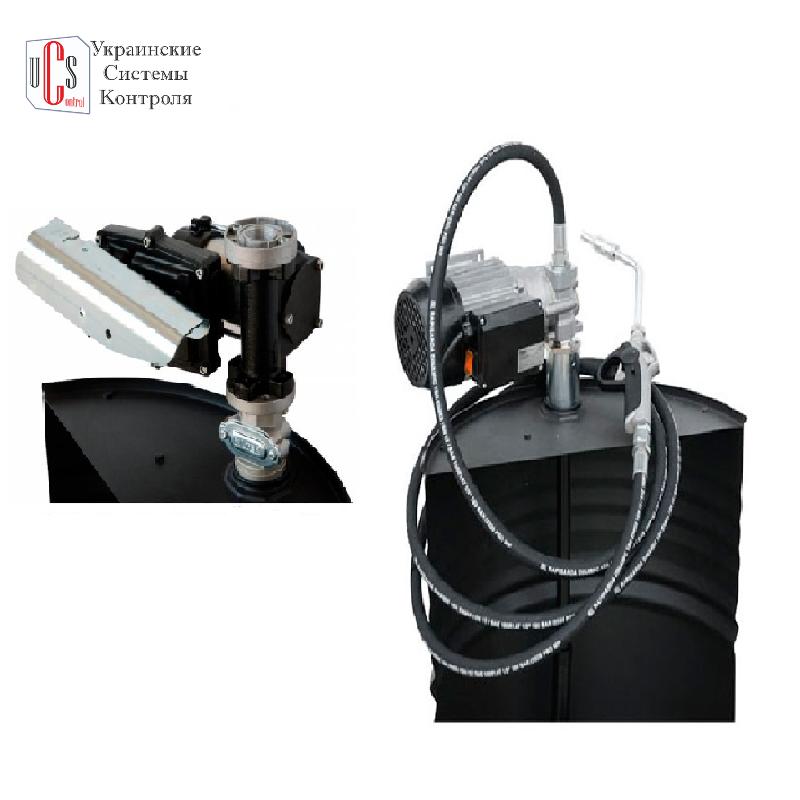 EX 50 (PIUSI) 220 В - насос для перекачування бензину, гасу, дт, до 50 л / хв.