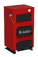 Твердопаливний котел Amica Classic (сталь 4 - 6  мм).