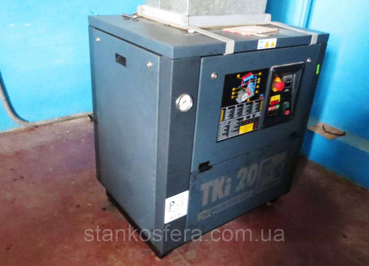 Винтовой компрессор Fiac TKi20 б/у