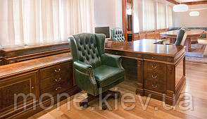 "Кресло руководителя в коже ""Лорд"", фото 2"