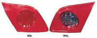 Фонарь задний для Mazda 3 хетчбек '04-09 правый (DEPO) внутренний красный