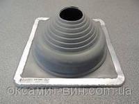 Кровельный проход 75-175мм Dektite Premium (Master Flash) для металлических и битумных крыш Серый ЭПДМ