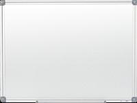 Магнитная сухостираемая доска buromax bm.0001 jobmax на 45х60 см алюминиевая рамка