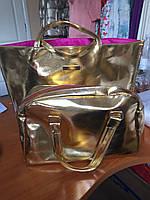 Женская сумка летняя яркая большая