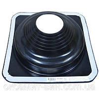 Кровельный проход 125-230мм Dektite Premium (Master Flash) для металлических и битумных крыш Черный ЭПДМ
