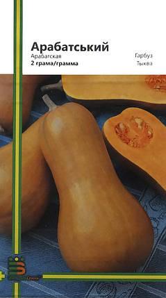 Семена тыквы Арабатская 2 г, Империя семян, фото 2
