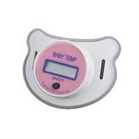 Детская соска цифровой термометр градусник